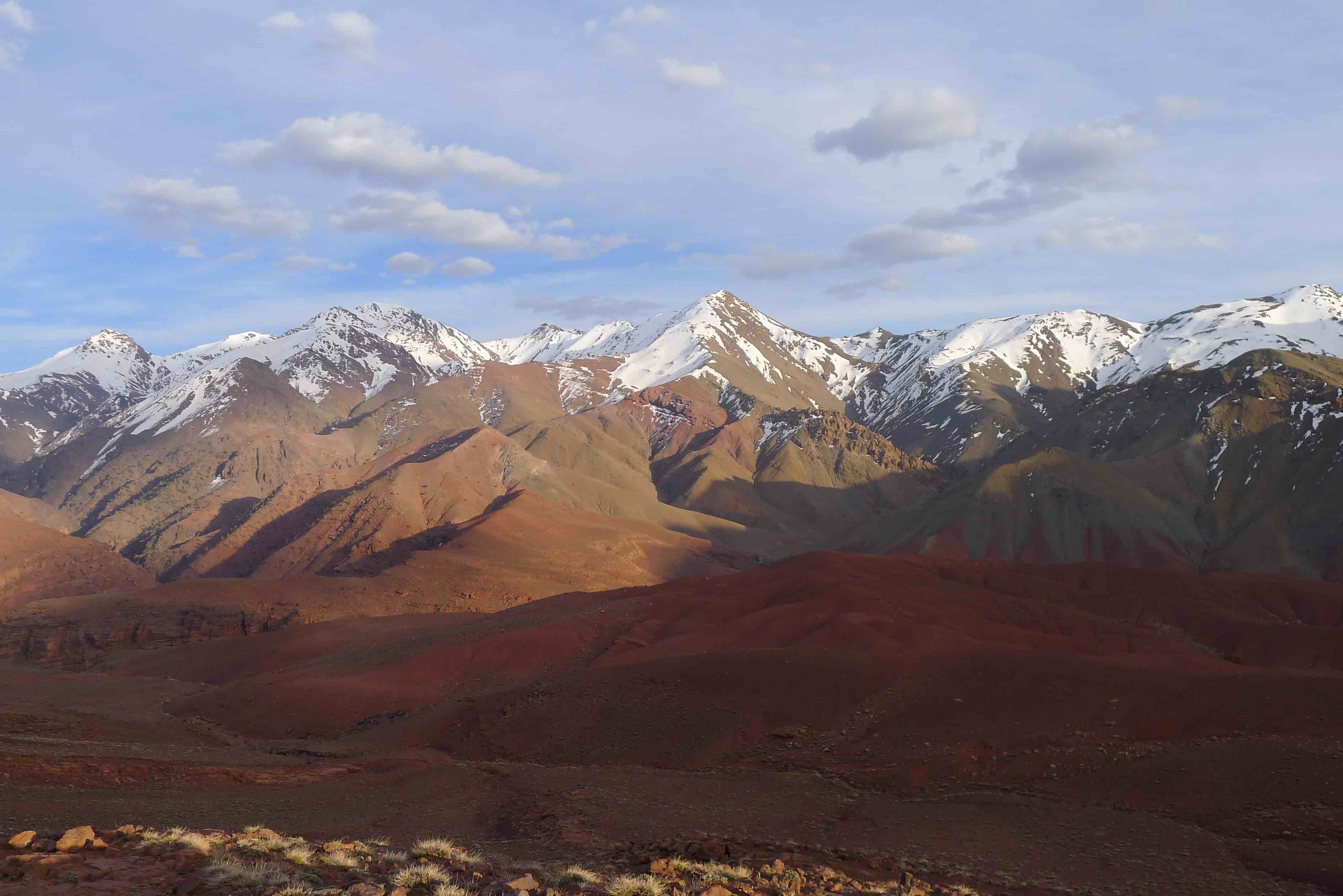 Central High Atlas and Tessaout Valley Traverse